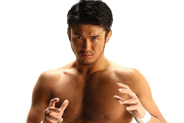 Katsuyori Shibata Pre-Match Welcome at THE NEW BEGINNING USA Tour