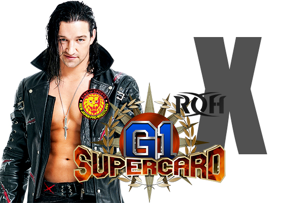Jay White will be defending his IWGP Heavyweight Championship at MSG!