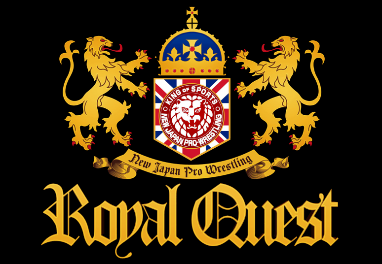 NJPW Royal Quest will take place on 31st August 2019 in London!