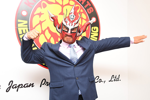 Jyushin Thunder Liger announces retirement! Full press conference and interview