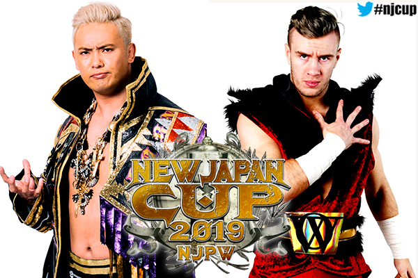 New Japan Cup Night 9 – Full Card released!