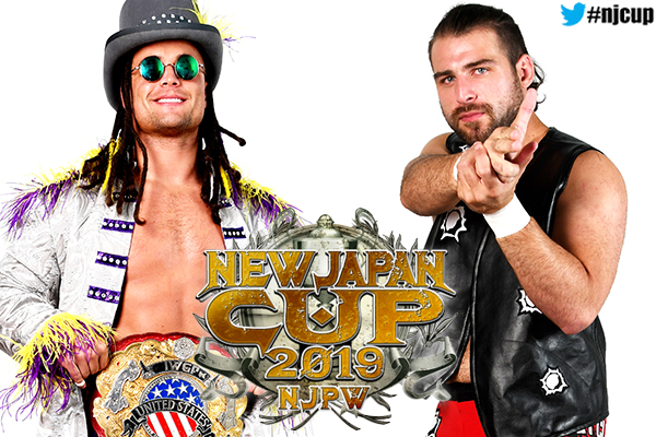 IWGP US Heavyweight Championship match set for March 24th!