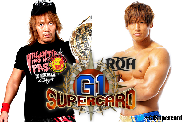 Preview: NJPW & ROH G1 Supercard