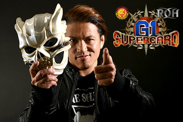 'Dragon Lee. Bandido. And Taiji Ishimori? Let's be honest, that's 'can't miss'. For fans and for me'. The confident IWGP Junior Heavyweight Champion is Going to the Garden!