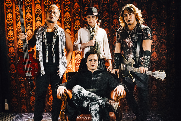 Monday April 1 2019 FOR IMMEDIATE RELEASE Rock Legends New Japan GLADIUS to Disband Tokyo, Japan