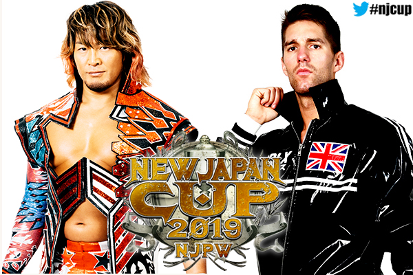 Tanahashi and Zack Sabre Jr. advance to the quarter final!