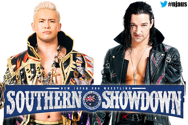 Kazuhika Okada and Jay White the first two names confirmed for Southern Showdown in Australia!