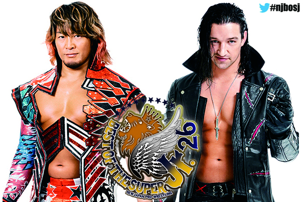 Huge match confirmed for Best of the Super Juniors 26 final June 5! Hiroshi Tanahashi returns!