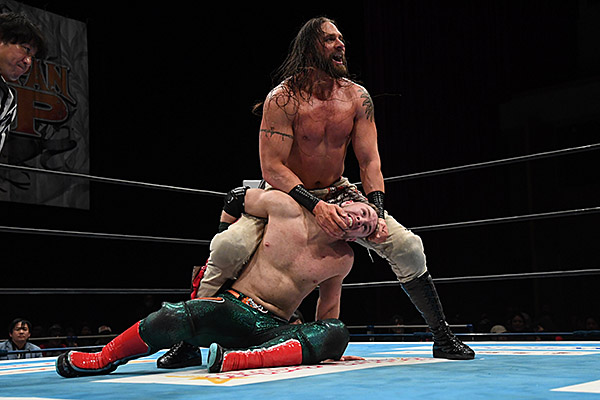 """""""Everybody dies"""", but for now Lance Archer continues to defy expectations"""