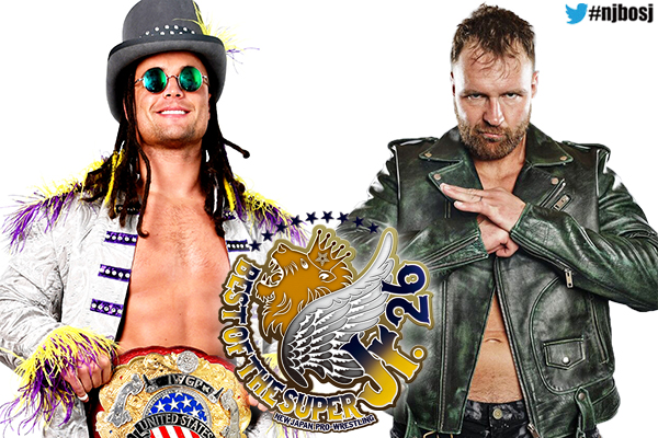 Jon Moxley to challenge Juice Robinson for the IWGP US Heavyweight Championship!