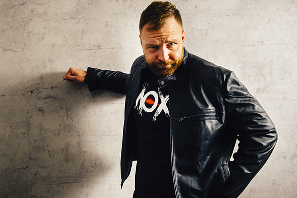 The Moxley interview (1/2): Mox speaks on his NJPW debut!【G129C】