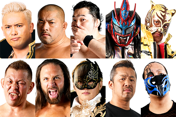 Kizuna Road night 10 at a glance | NEW JAPAN PRO-WRESTLING