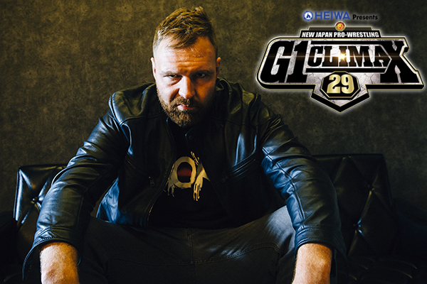 The Moxley interview (2/2): his NJPW debut, G1, more! 【G129C】