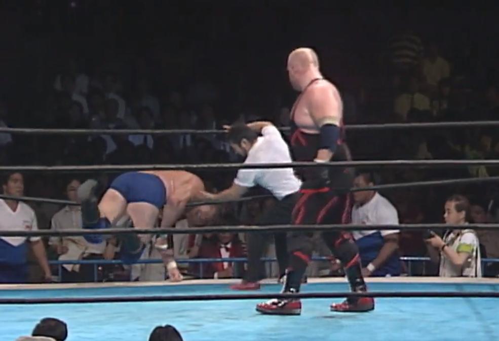 The Week that Was in NJPW History (June 8-14) | NEW JAPAN PRO-WRESTLING