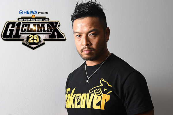 KENTA speaks out on G1 Climax 29! (Part 1/2)【G129C】