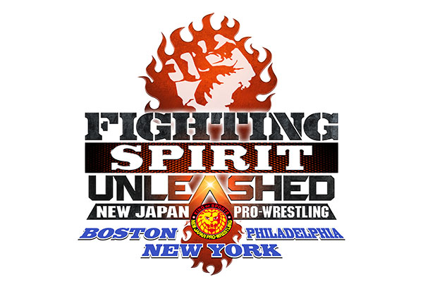 NJPW storms the US east coast this September for Fighting Spirit Unleashed!