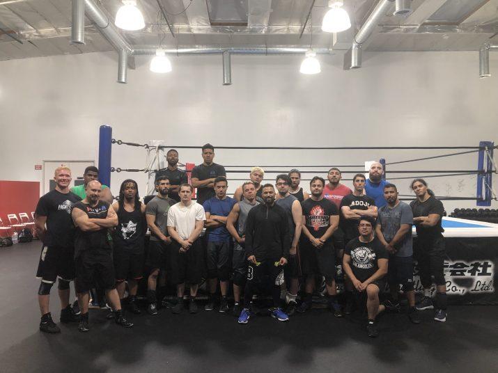 Rocky Romero helps develop future stars in special LA seminar!