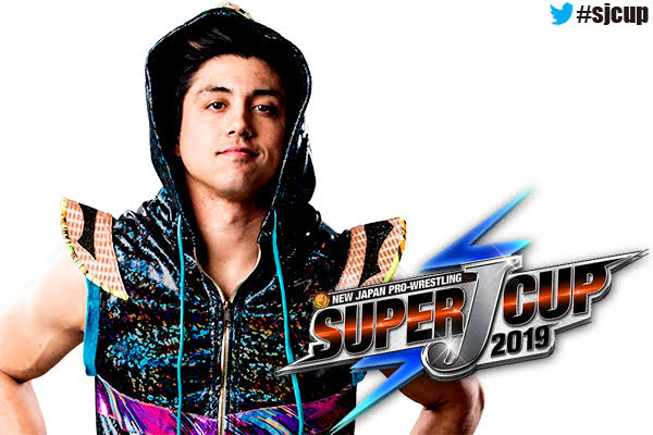 TJP, SHO, Dragon Lee first three entrants in Super J-Cup 2019! 【SJC19】