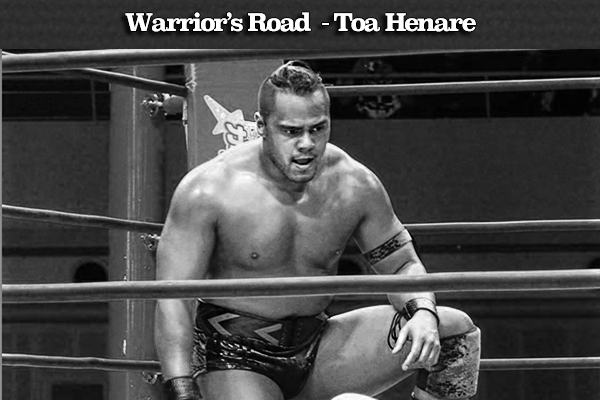 Warrior's Road by Toa Henare: No. 1
