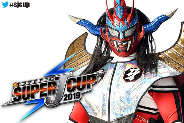 Jyushin Thunder Liger will be in action at the Super J-Cup!【SJC19】