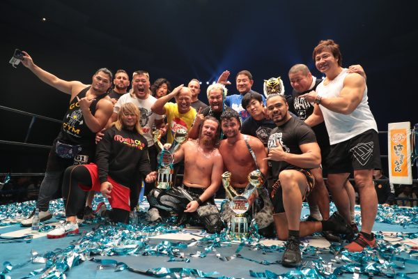 WORLD TAG LEAGUE 2019