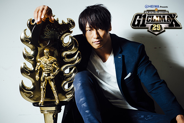 The Ibushi interview: Kota Ibushi speaks out on his G1 Climax victory!(1/2)