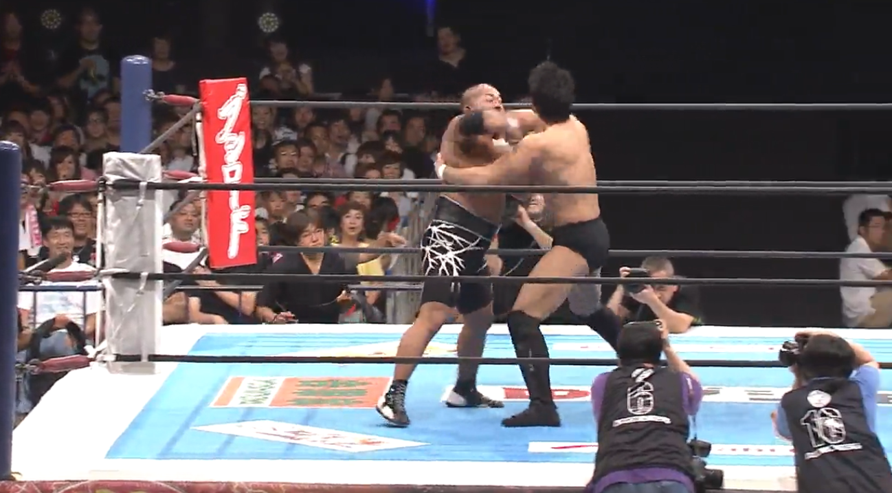 The week that was in NJPW World history (August 3-9)【G129C】 | NEW