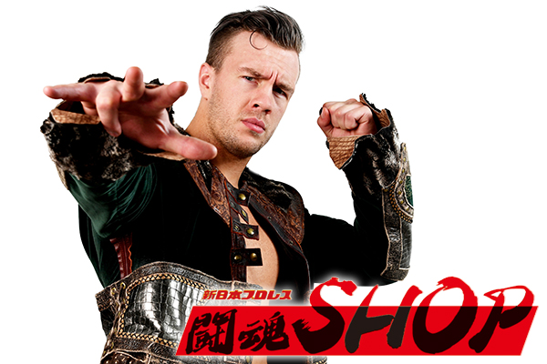 Autograph session with Will Ospreay in the NJPW Suidobashi shop!