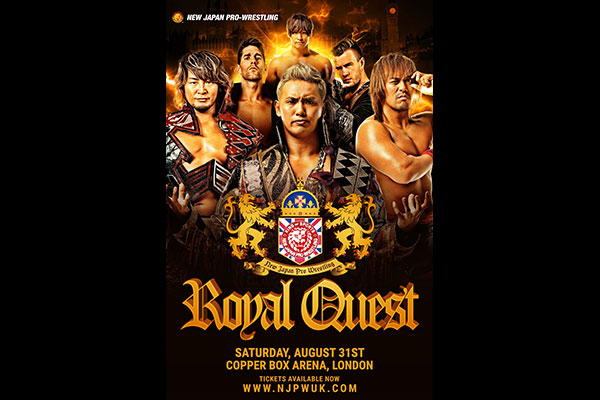Meet and Greet details for Royal Quest revealed!