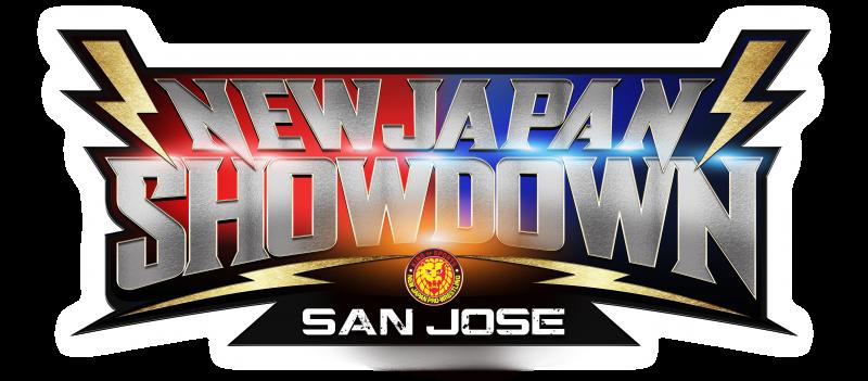 New Japan Showdown in San Jose coming November 9!