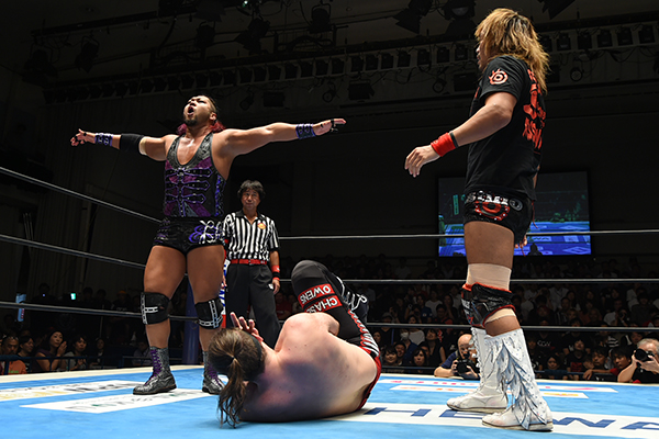 Road to Destruction: Night 3 results and report | NEW JAPAN