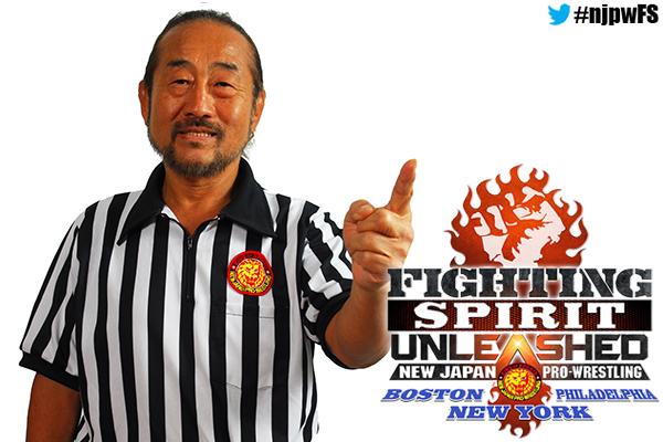 "Carteles ""Fighting Spirit Unleashed 2019"" NJPW regresa a EU 3"
