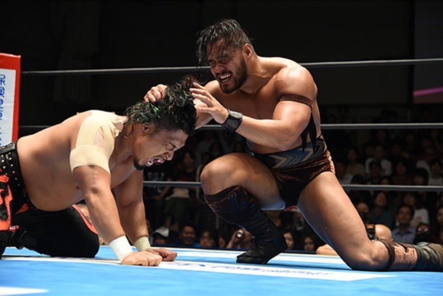 Warrior's Road by Toa Henare No.4 | NEW JAPAN PRO-WRESTLING