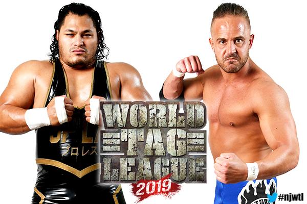 NJPW: Participantes y Calendario de la World Tag League 2019, Terrible incluido 10