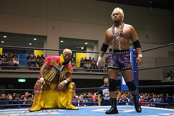 Image result for togi makabe and honma""