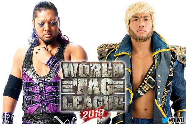 NJPW: Participantes y Calendario de la World Tag League 2019, Terrible incluido 11
