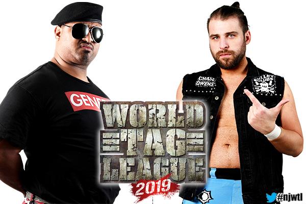 NJPW: Participantes y Calendario de la World Tag League 2019, Terrible incluido 15