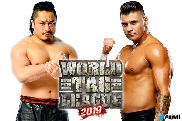 NJPW: Participantes y Calendario de la World Tag League 2019, Terrible incluido 7
