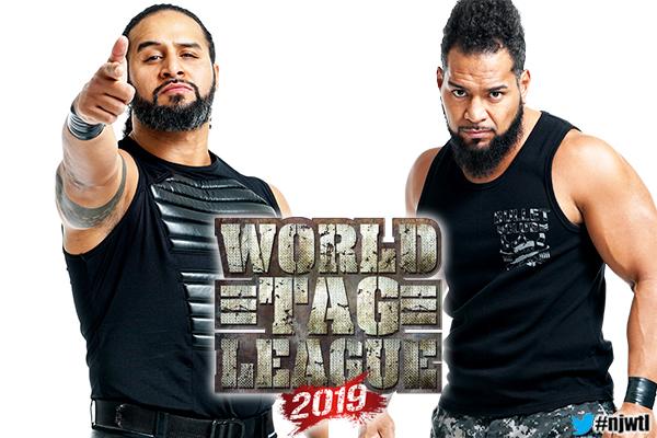 NJPW: Participantes y Calendario de la World Tag League 2019, Terrible incluido 2