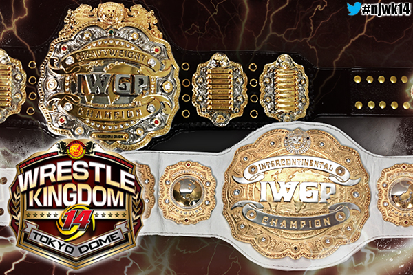 Double Gold Dash: Five Double Title matches in NJPW Tokyo Dome history 【WK14】