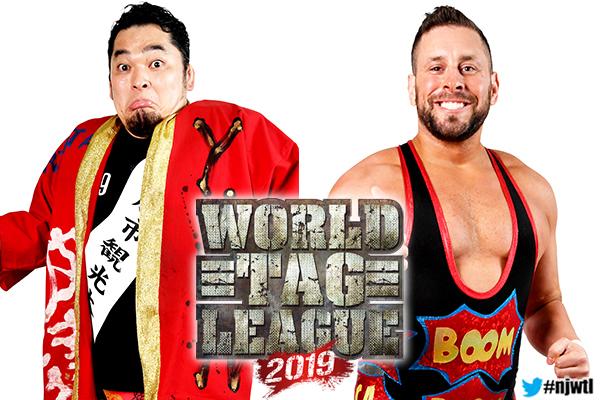 NJPW: Participantes y Calendario de la World Tag League 2019, Terrible incluido 9