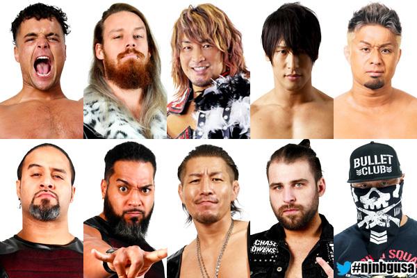 Cobertura: NJPW The New Beginning in USA 2020 – Day 3 – Todo clube precisa de um vilão!