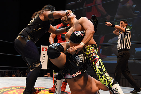 Cobertura: NJPW The New Beginning in USA (30/01/2020) – The club can't handle the Ace!
