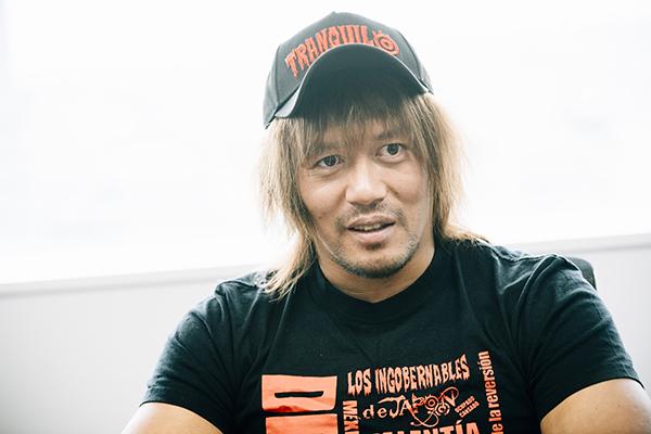 Return of the Champ: Tetsuya Naito speaks (2/2)   NEW JAPAN PRO-WRESTLING