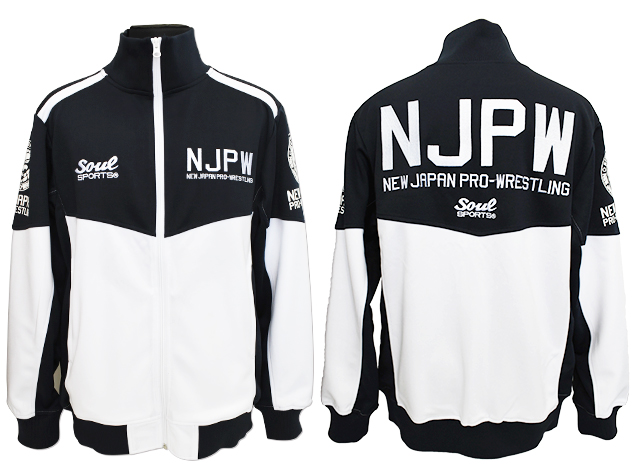 2021 NJPW Tracksuits out now!