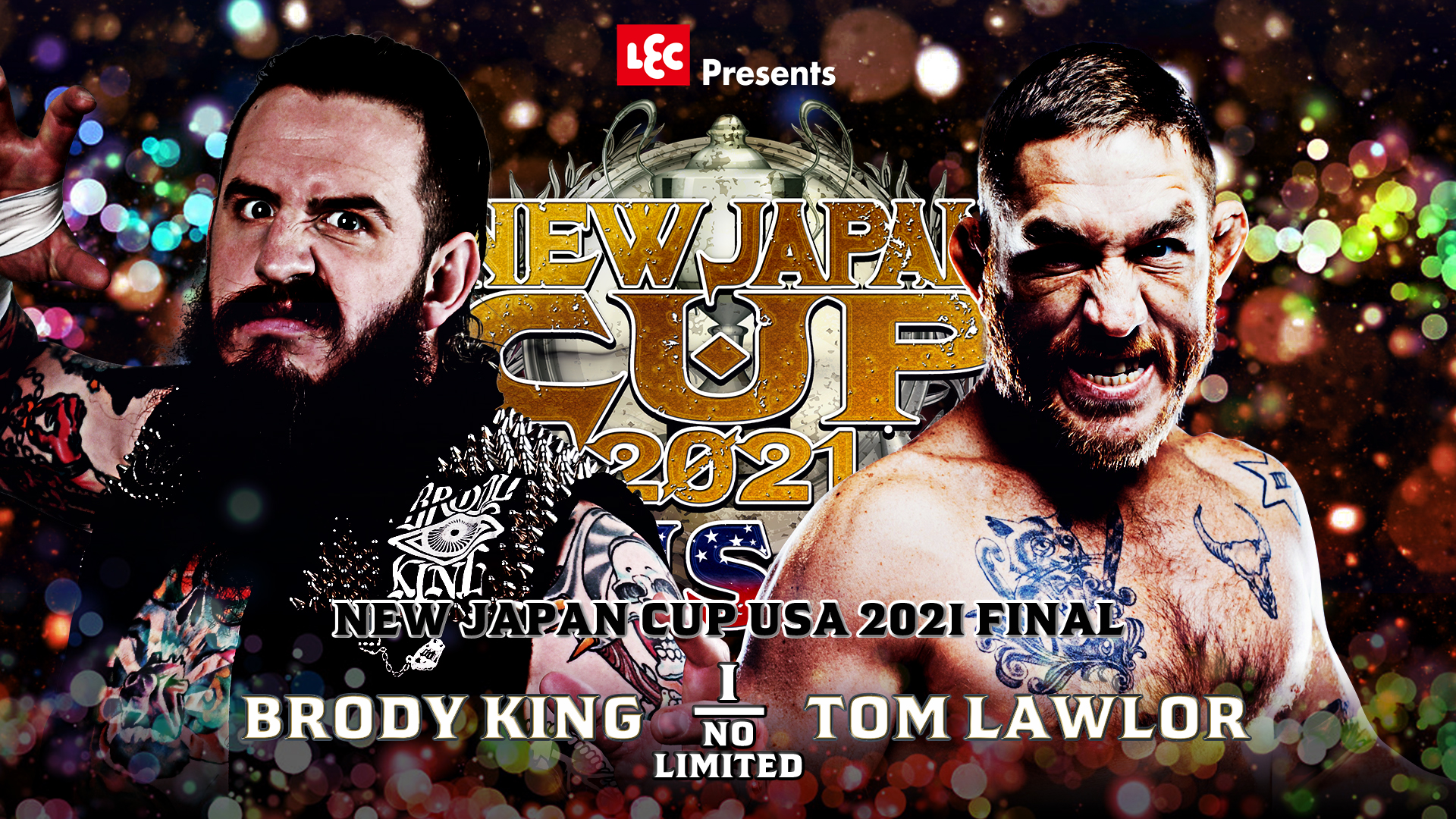 NJPW STRONG Preview for 4/23/21