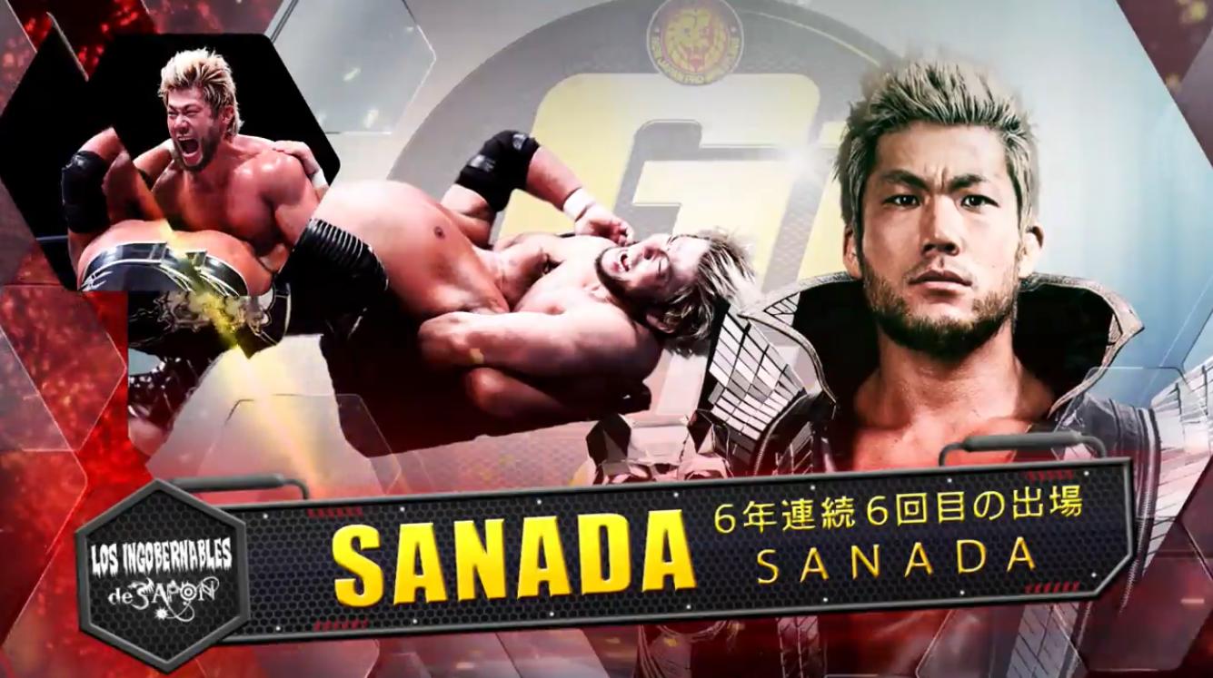 NJPW G1 Climax 31 B Block
